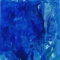 Längtans blå 100 x 105